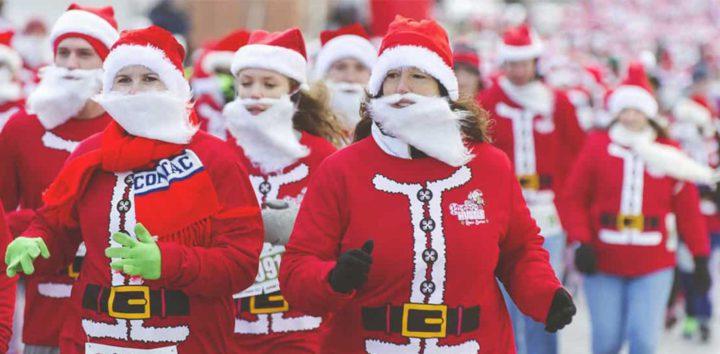 "<h3>Take Part in the Santa Hustle</h3>""> </div> <div class="